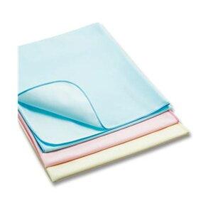 (まとめ)カネモ商事 Lor防水シーツスムースニットタイプ Lサイズ ピンク 1枚【×5セット】