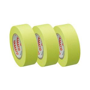 (まとめ) ヤマト メモック ロールテープつめかえ用 15mm幅 レモン RK-15H-LE 1パック(3巻) 【×30セット】