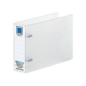 (まとめ) コクヨ 伝票ファイル 入・出金伝票用2穴 背幅44mm フ-DN30N 1セット(10冊) 【×10セット】