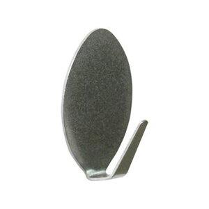 (まとめ)ミツヤ 強接着フック ステンレス耐荷重5kg KSH-5-SUS 1パック(3個)【×20セット】