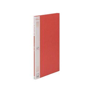 (まとめ) テージー マイホルダーファイン A4判タテ型 10ポケット 赤 【×10セット】