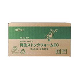 (まとめ)富士通 再生ストックフォーム EC1513-1P 0414112 1箱(2000折) 【×2セット】