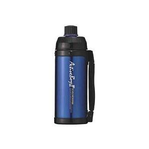 【20個セット】 魔法瓶構造 スポーツボトル/水筒 【保冷専用 ブルー】 1L 直飲みタイプ ハンドル付き 『アクティブボーイ2』