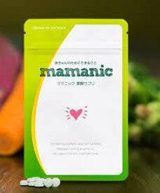 ママニック 葉酸 サプリ [ 管理栄養士 監修 ] 妊活 妊娠 124粒 鉄 カルシウム 乳酸菌 無添加 31日分 送料込み