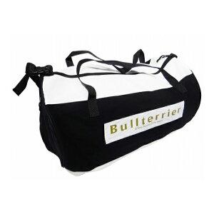 ブルテリア BULL TERRIER bj-653 BULL TERRIER GIダッフルバッグ 白/黒