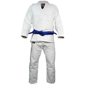 ブルテリア BULL TERRIER bjk-500 BULLTERRIER 柔術衣 ウルトラライトZero 白