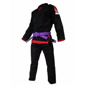 ブルテリア BULL TERRIER bjk-087 BULL TERRIER 柔術衣 Light 黒