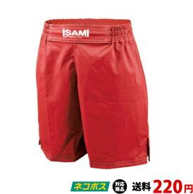 isami イサミ IB-35 ストレッチ バトルパンツ ショート バトルパンツ ショート丈 格闘技 武道 空手 キックボクシング 総合格闘後