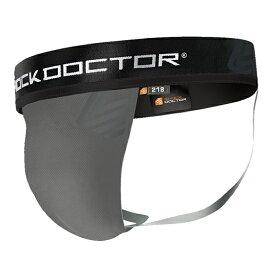 ShockDoctor ショックドクター 218 コアプロテクション コアサポーターCP 大人用 子供用 格闘技 武道 空手 キックボクシング 総合格闘後