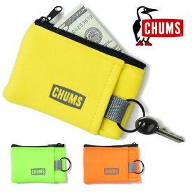 チャムス フローティングウォレット キーチェーン (CHUMS CH61-1047) 財布 サイフ ウォレット アウトドア マリンスポーツ ランニング フィッシング 浮くメール便対応 ポイント消化