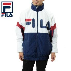 FILA フィラ ジップアップジャケット(FM9459 WIND-UP PULL OVER JACKET メンズ レディース ナイロン)