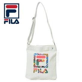 FILA フィラ ショルダーバッグ キャンバス (FDH005 トート メンズ レディース バッグ ポーチ サコッシュ )