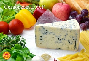 ゴルゴンゾーラDOP ドルチェ 90g【青カビ/ブルーチーズ/イタリア】