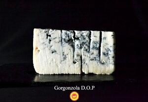 ゴルゴンゾーラDOP ピカンテ 90g【青カビ/ブルーチーズ/イタリア】