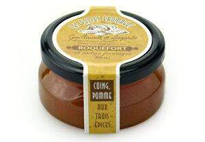 チーズのためのジャム「チーズマニア マルメロとリンゴのジャム」