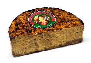アップルパイ・チーズ (シングルトン)100g(不定貫)【ソフトタイプチーズ/イギリス】