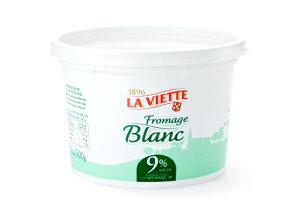 フロマージュ・ブラン(フレ) 500g【フレッシュタイプチーズ/フランス】