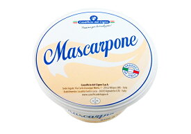 マスカルポーネ 500g (チーニョ)【フレッシュチーズ/イタリア】