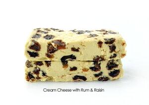 クリームチーズ ラムレーズン 2kg【ソフトタイプチーズ/デザートチーズ/徳用・業務用】
