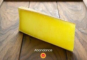 アボンダンスAOP パカール社熟成 100g(不定貫)【ハードタイプチーズ/フランス】