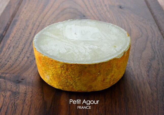 プティ・アグール 1/2カット約350g(不定貫)100gあたり1,200円(税別)【羊乳/ハードタイプチーズ/フランス】