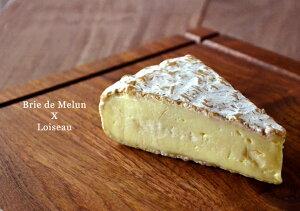 ブリ・ド・ムランAOP ジャン・クロード・ロワゾー熟成 500g(不定貫)【白カビタイプチーズ/フランス】