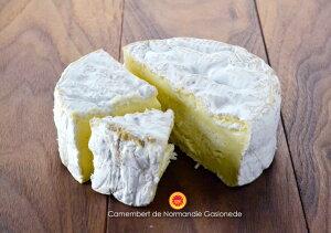 カマンベール・ド・ノルマンディーAOP ガロンド(レオ)【白カビタイプチーズ/フランス】