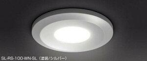 LAMP LEDスリムライト 【SL-RS-100型】 昼白色