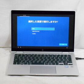 【マラソン期間限定 10%OFFクーポン】【サマーセール】【中古】 中古パソコン ノートパソコン HP EliteBook x360 1030 G3 4UJ31PA#ABJ Corei5 8250U 1.6GHz メモリ8GB SSD256GB 13インチ Win10Home【1年保証】【E】【TG】