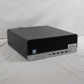 【マラソン期間限定 全商品10%OFFクーポン】【中古】 中古パソコン デスクトップパソコン HP ProDesk 600 G3 Y3F34AV Corei7 7700 3.6GHz メモリ32GB HDD1TB DVDRW/CDRW Win10Pro【1年保証】【TG】