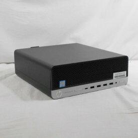 【マラソン期間限定 全商品10%OFFクーポン】【中古】中古パソコン デスクトップパソコン HP ProDesk 600 G5 6DX60AV Corei7 9700 3GHz メモリ8GB SSD512GB DVDRW/CDRW Win10Home【1年保証】【E】【TG】【ヤマダ ホールディングスグループ】