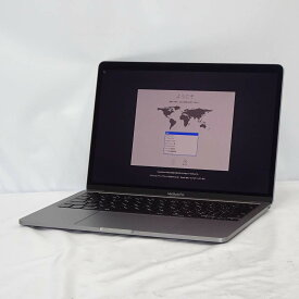 【マラソン期間限定 全商品10%OFFクーポン】【雨季雨季セール】【中古】 中古パソコン ノートパソコン Apple MacBook Pro 13インチ 2020 MXK32J/A Core i5 1.4GHz メモリ8GB SSD256GB Mac OS Catalina WQXGA WebCamera 1年保証【ヤマダ ホールディングスグループ】