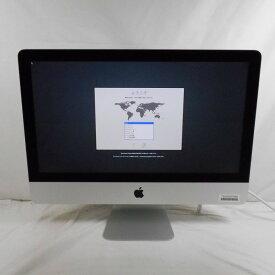 【10%OFFクーポン 9/18開始】【特価品】【中古】中古パソコン 一体型パソコン Apple iMac A1418 Corei5 7360U 2.3GHz メモリ16GB HDD1TB 21インチ Mac OS 10.15【1年保証】【TG】【ヤマダ ホールディングスグループ】