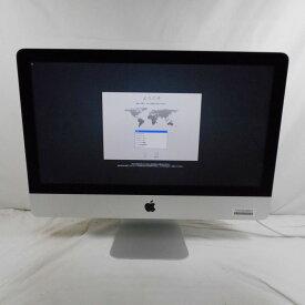 【10%OFFクーポン 9/18開始】【特価品】【中古】中古パソコン 一体型パソコン Apple iMac A1418 Corei5 7360U 2.3GHz メモリ16GB HDD1TB 21インチ Mac OS 10.13.6【1年保証】【TG】【ヤマダ ホールディングスグループ】