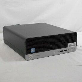 【マラソン期間限定 全商品10%OFFクーポン】【中古】中古パソコン デスクトップパソコン HP ProDesk 400 G5 2ZX70AV Corei5 8500 3GHz メモリ8GB HDD500GB DVDRW/CDRW Win10Pro【1年保証】【TG】【ヤマダ ホールディングスグループ】