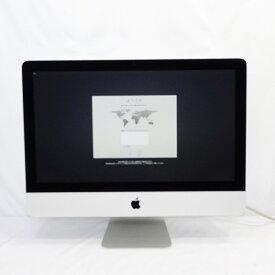 【10%OFFクーポン 9/18開始】中古 中古パソコン デスクトップパソコン Apple iMac Retina 4K 2019 MRT32J/A Core i3 3.6GHz メモリ8GB SATA1000GB 21.5インチ Mac OS Mojave WebCamera 1年保証【ヤマダ ホールディングスグループ】