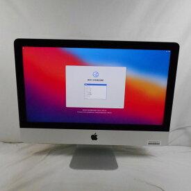 【10%OFFクーポン 9/18開始】【中古】中古パソコン 一体型パソコン Apple iMac A1418 Corei5 7360U 2.3GHz メモリ16GB HDD1TB 21インチ Mac OS 11.4【1年保証】【TG】【ヤマダ ホールディングスグループ】