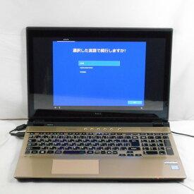 【マラソン期間限定 10%OFFクーポン】【中古】中古パソコン ノートパソコン NEC LAVIE NS750/EAG PC-NS750EAG Corei7 6500U 2.5GHz メモリ8GB HDD1TB Blu-ray 15インチ Win10Home【1年保証】【E】【TG】【ヤマダ ホールディングスグループ】