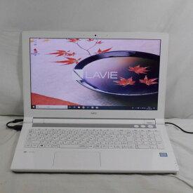 【マラソン期間限定 10%OFFクーポン】【サマーセール】【中古】中古パソコン ノートパソコン NEC Lavie NS600/JAW PC-NS600JAW Corei7 8550U 1.8GHz メモリ4GB HDD1TB Sマルチ 15インチ Win10Home【1年保証】【TG】【ヤマダ ホールディングスグループ】