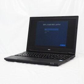 【マラソン期間限定 10%OFFクーポン】【中古】 中古パソコン ノートパソコン NEC VersaPro VK23LX-T PC-VK23LXZDT Core i3-6100U 2.3GHz メモリ4GB SATA500GB DVD/CD Windows10Home 15インチ 1年保証 【ECOぱそ】【ヤマダ ホールディングスグループ】