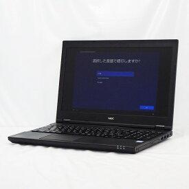 【マラソン期間限定 10%OFFクーポン】【中古】 中古パソコン ノートパソコン NEC VersaPro VK24MX-Y PC-VK24MXZFY Core i5-6300U 2.4GHz メモリ4GB SSD128GB DVD/CD Windows10Home 15インチ 1年保証 【ECOぱそ】【ヤマダ ホールディングスグループ】