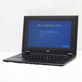 【マラソン期間限定 10%OFFクーポン】【中古】 中古パソコン ノートパソコン NEC VersaPro VK22TG-N PC-VK22TGSCDUDN Core i5-5200U 2.2GHz メモリ4GB SSD128GB Windows10Home 13インチ WQHD 1年保証 【ECOぱそ】【ヤマダ ホールディングスグループ】