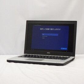 【マラソン期間限定 10%OFFクーポン】【中古】 中古パソコン ノートパソコン NEC VersaPro VK23LB-R PC-VK23LBZGR Core i3-6100U 2.3GHz メモリ4GB SATA500GB Windows10Home 12インチ 1年保証 【ECOぱそ】【ヤマダ ホールディングスグループ】