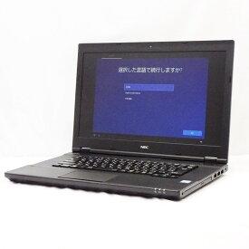 【マラソン期間限定 10%OFFクーポン】【中古】 中古パソコン ノートパソコン NEC VersaPro VK23TX-T PC-VK23TXZGT Core i5-6200U 2.3GHz メモリ8GB SATA500GB DVD/CD Windows10Home 15インチ 1年保証 【ECOぱそ】【ヤマダ ホールディングスグループ】