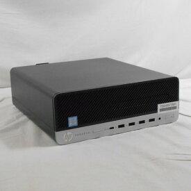 【マラソン期間限定 10%OFFクーポン】【中古】中古パソコン デスクトップパソコン HP ProDesk 600 G4 2VG42AV Corei7 8700 3.2GHz メモリ16GB HDD1TB DVDRW/CDRW Win10Pro【1年保証】【TG】【ヤマダ ホールディングスグループ】