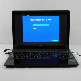 【マラソン期間限定 10%OFFクーポン】【サマーセール】【中古】中古パソコン ノートパソコン NEC LAVIE NS750/BAB PC-NS750BAB Corei7 5500U 2.4GHz メモリ8GB HDD1TB Blu-ray 15インチ Win10Home【1年保証】【E】【TG】【ヤマダ ホールディングスグループ】