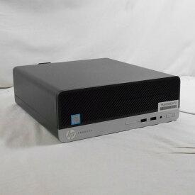 【マラソン期間限定 10%OFFクーポン】【中古】中古パソコン デスクトップパソコン HP ProDesk 400 G5 2ZX70AV Corei5 8500 3GHz メモリ8GB HDD500GB DVDRW/CDRW Win10Home【1年保証】【E】【TG】【ヤマダ ホールディングスグループ】