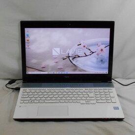 【マラソン期間限定 10%OFFクーポン】【サマーセール】【中古】中古パソコン ノートパソコン NEC Lavie NS750/GAW PC-NS750GAW Corei7 7500U 2.7GHz メモリ8GB HDD1TB Blu-ray 15インチ Win10Home【1年保証】【TG】【ヤマダ ホールディングスグループ】