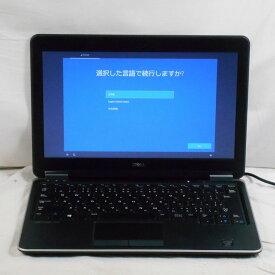 【中古】中古パソコン ノートパソコン DELL Latitude E7240 P22S Corei5 4300U 1.9GHz メモリ4GB SSD128GB 12インチ Win10Home【1年保証】【E】【TG】【ヤマダ ホールディングスグループ】