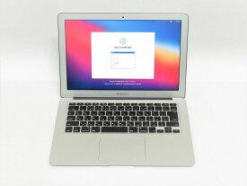 【マラソン期間限定 10%OFFクーポン】【サマーセール】【中古】 中古 ノートパソコン Apple MacBook Air 13インチ 2017 MQD32J/A Core i5 1.8GHz メモリ8GB SSD121GB Mac OS Big Sur シルバー WebCamera 1年保証【大阪出荷】【ヤマダ ホールディングスグループ】